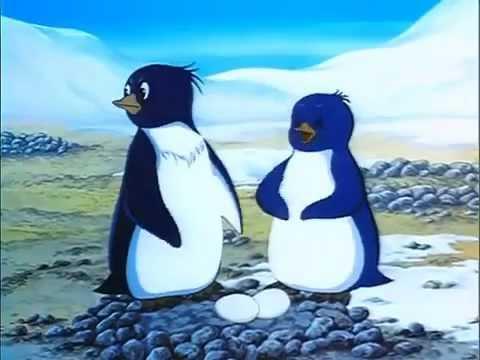 Приключения пингвинёнка Лоло (1986) все серии скачать