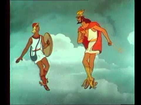 Легенды и мифы дрефней Греции. Скачать все серии